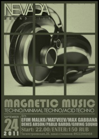 MAGNETIC MUSIC CLUB NEVADA
