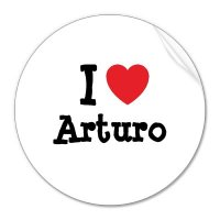 I LOVE, ARTURO!