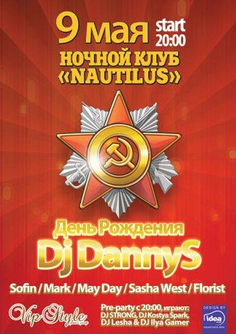 HAPPY BIRTHDAY DJ DannyS
