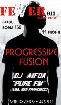 DJ ALFOA (PURE FM/USA)