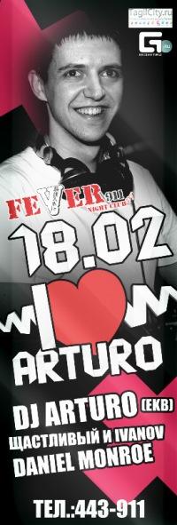 I LOVE, DJ ARTURO!