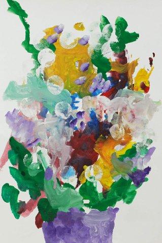 Рисунок Лены Гореловой