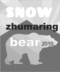 SNOW BEAR 2010